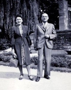 1945 – Mr. & Mrs. Jakobowitz