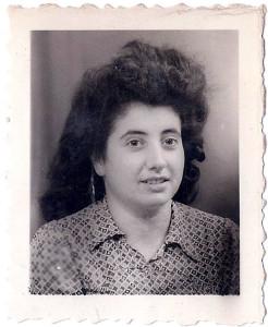 Margot, Aout, 1945