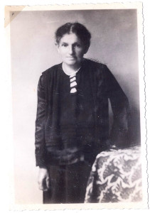 Our grandmother Nanette Neuberger